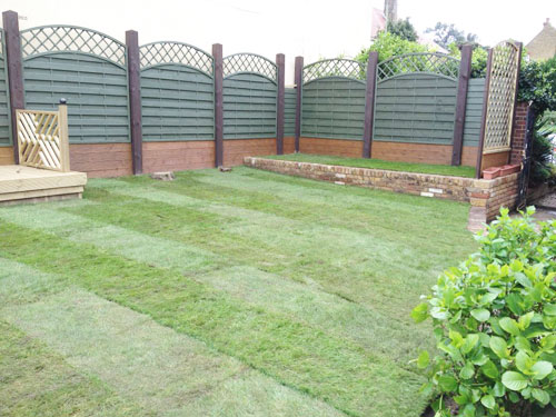 The Grass Master - Fencing