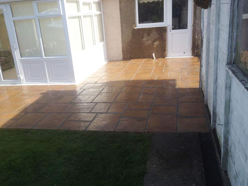 The Grass Master - Patios