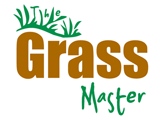 Logo for The Grass Master